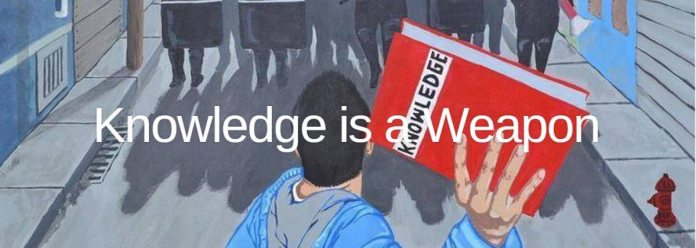 Knowledge is a weapon: Nye links fra Socialistisk Bibliotek