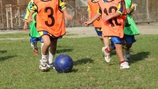 サッカーのドリブルが上手い子どもを育てよう!