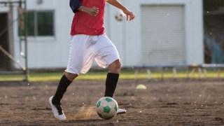 スラローム練習でサッカーのドリブルを上達させよう!