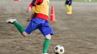 サッカーのドリブルからのシュートを成功させるコツと練習方法!
