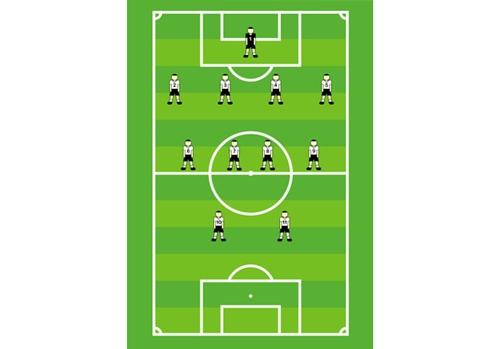 サッカーのポジション一覧~GKとDFのポジションの意味と役割!