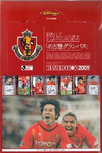 名古屋グランパス 2007 Jリーグトレーディングカード