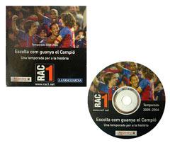 FCバルセロナ 【直輸入】実況CD