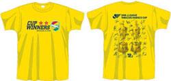 ジェフユナイテッド千葉・市原 2006ナビスコカップ 優勝記念Tシャツ