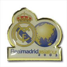 REAL Madridピンバッジ