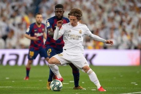 Modric was close to a move to Barcelona in 2008