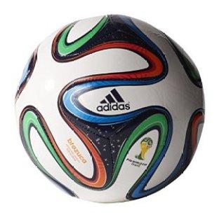 Adidas D86688 Brazuca Replica Top Glider Soccer Ball