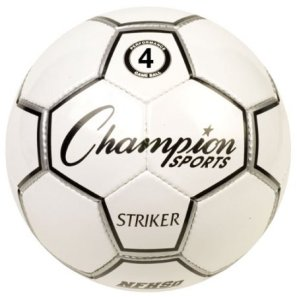 Champions Sport Striker Size 3 Match Play Soccer Ball
