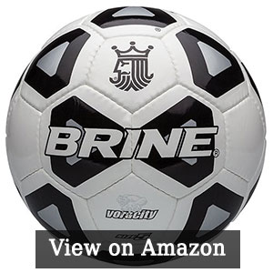 brine verocity soccer ball review