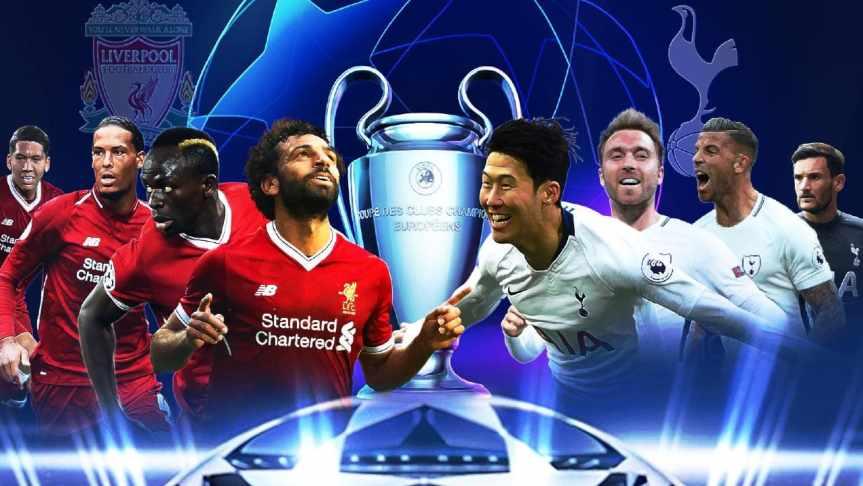Champion League Final – Tottenham vs Liverpool 6/1/2019