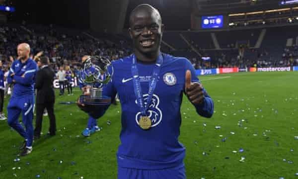 Manchester City 0-1 Chelsea: Champions League final🤷♂️