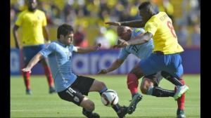 Uruguay faces tough Ecuador test in CONMEBOL qualifiers