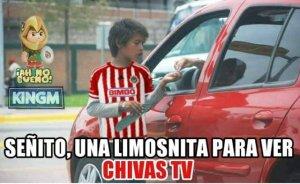#ChivasTV