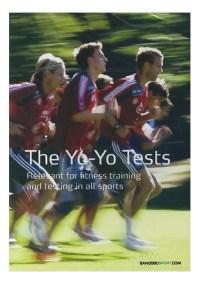 The Yo-Yo Test