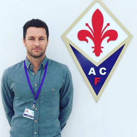 Casper at ACF Fiorentina