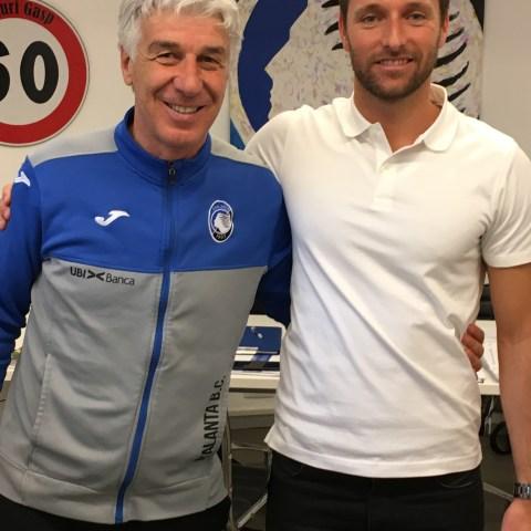 Gian Piero Gasperini & Casper Skovgaard