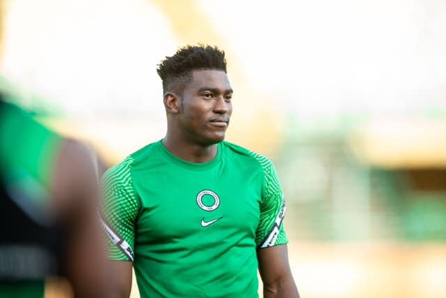 Rohr ruled Taiwo Awoniyi out of Super Eagles game against CAR