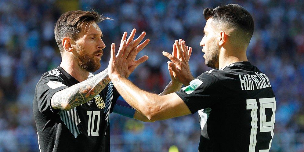 Javier Sebut Argentina Gagal Menang Sebab Islandia Main Bertahan