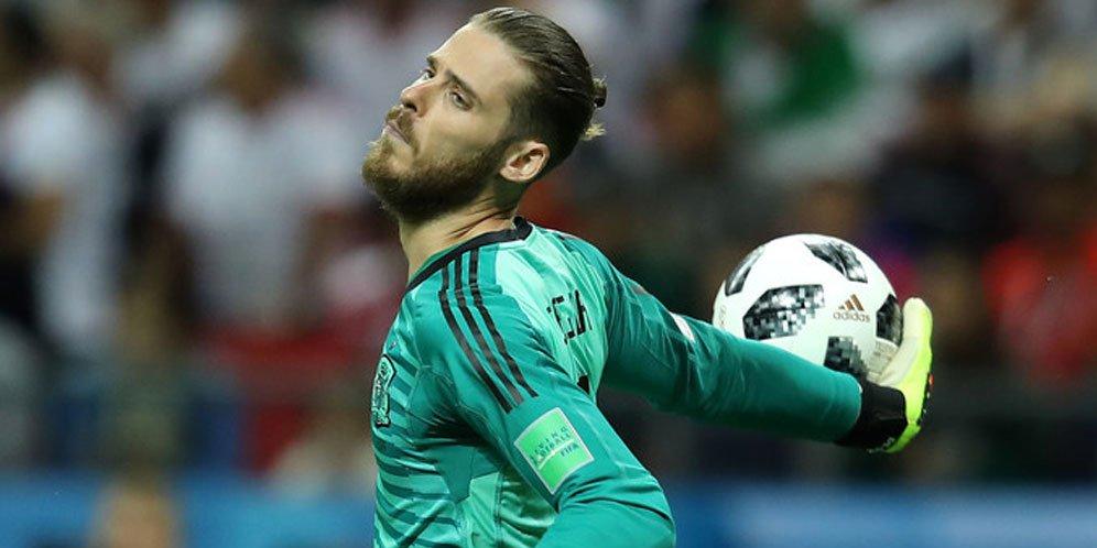Ramos Yakin Dengan Kemampuan De Gea