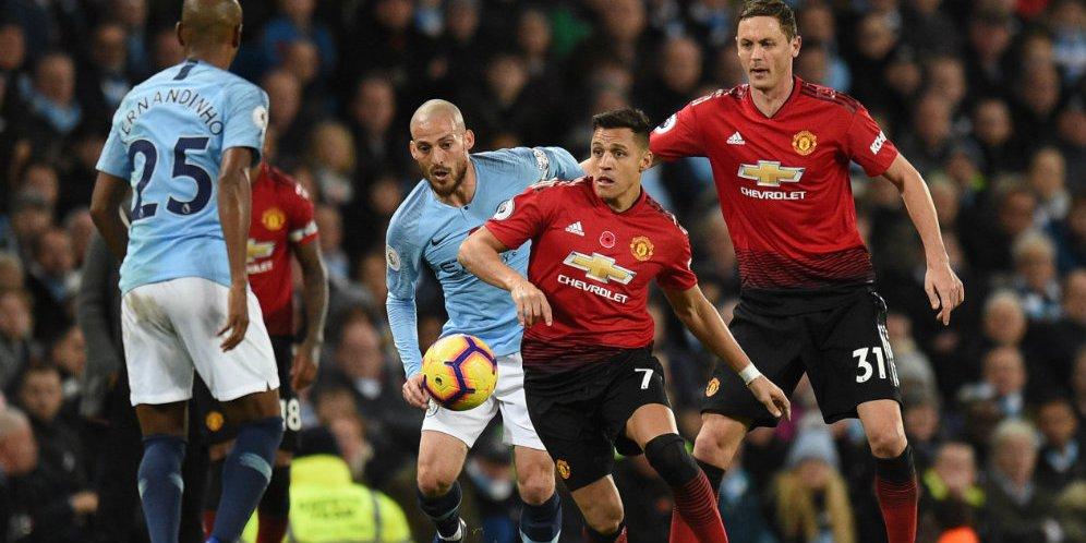Ferdinand: Kualitas MU Tertinggal Dari City Dan Liverpool