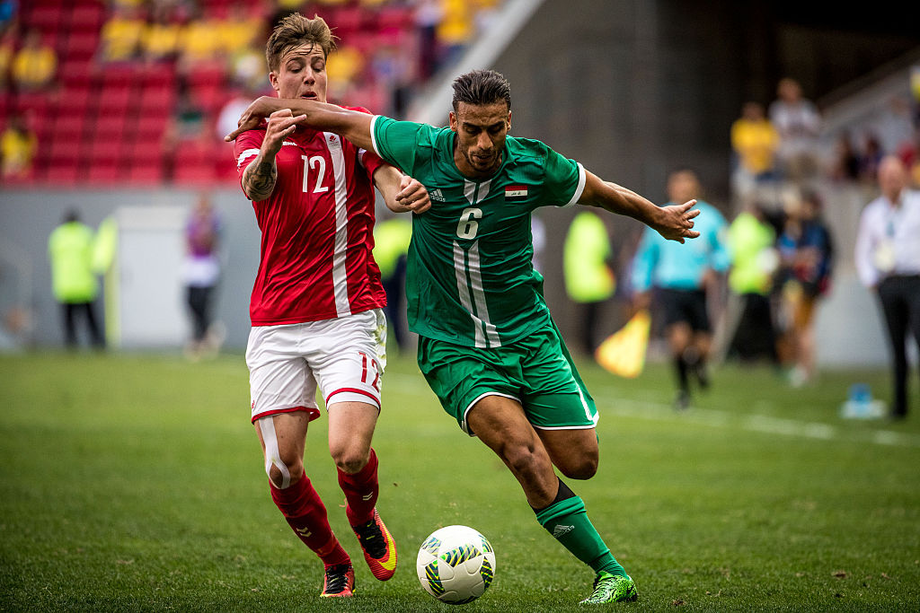 Match Report: Iraq U23 0-0 Denmark U23