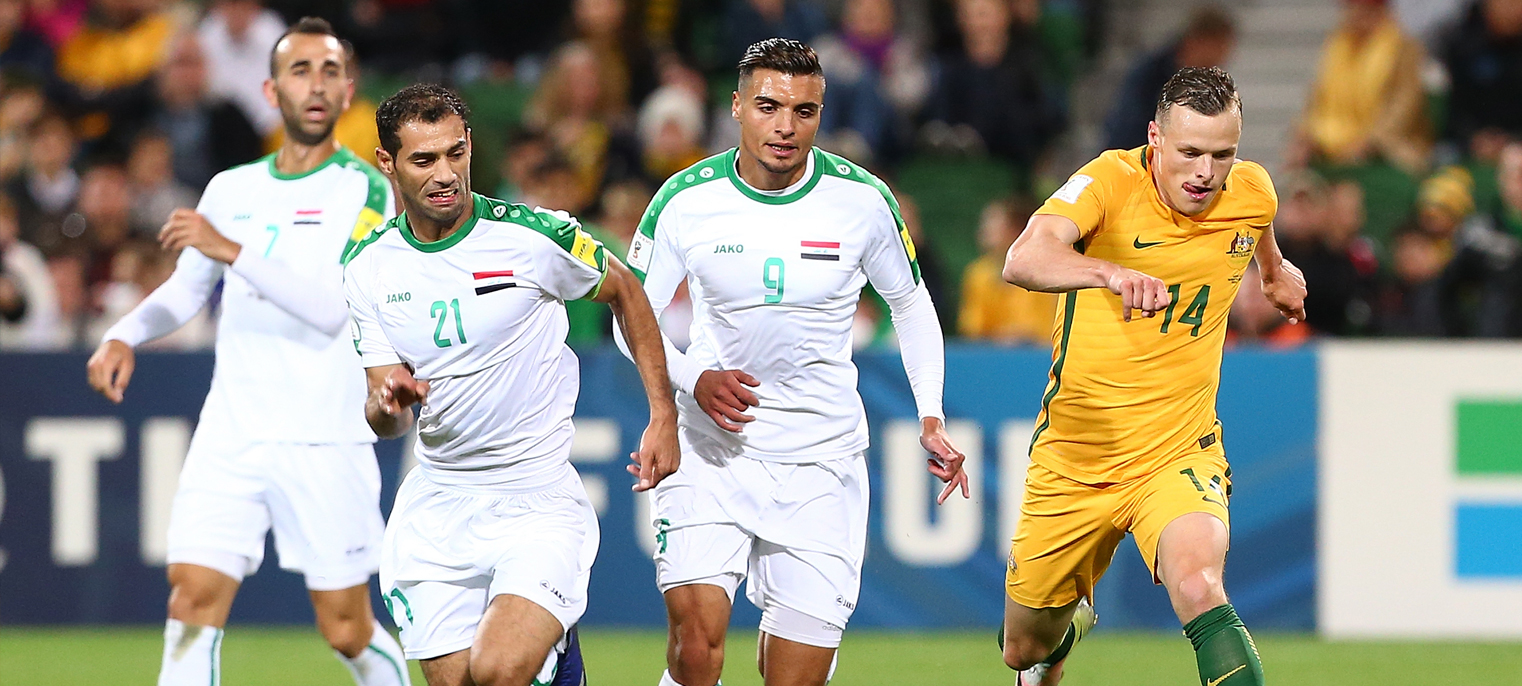 Iraq v Saudi Arabia – Preview