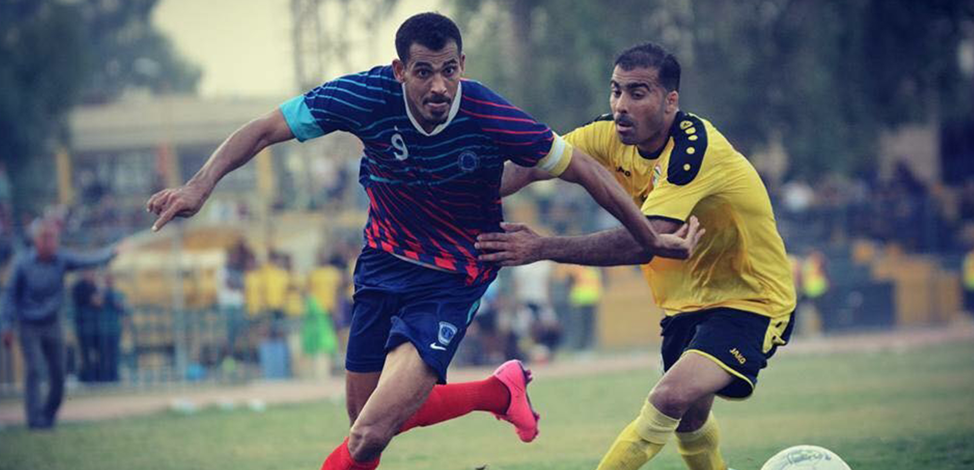 Ending retirement speculation, Younis Mahmoud signs new contract with Al-Talaba