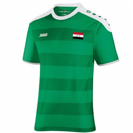 Iraq National Team Green Jersey - Soccer Iraq 950f60b75