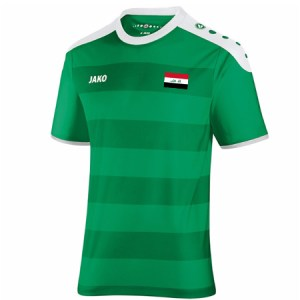 Iraq National Team Home Jersey
