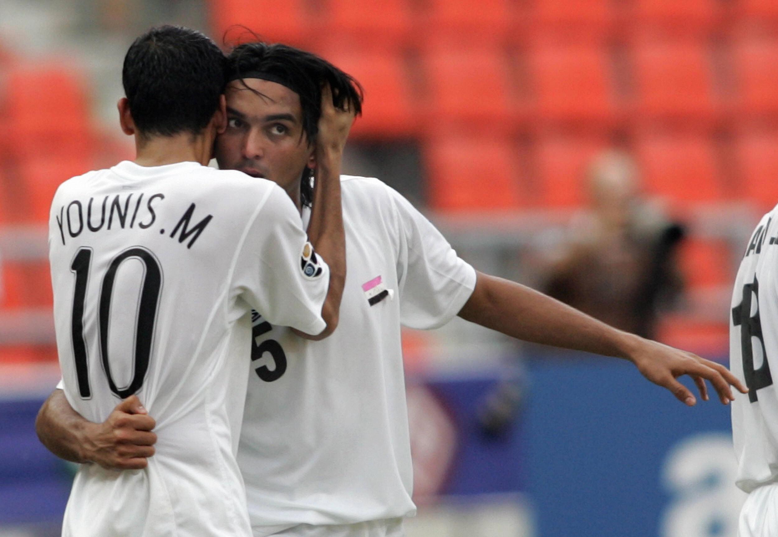 Iraq legends set for all-star match