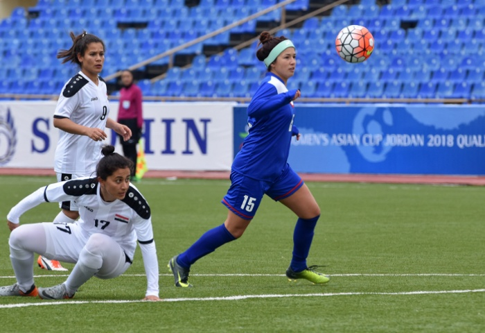 Iraq take one step forward, two steps back in women's football