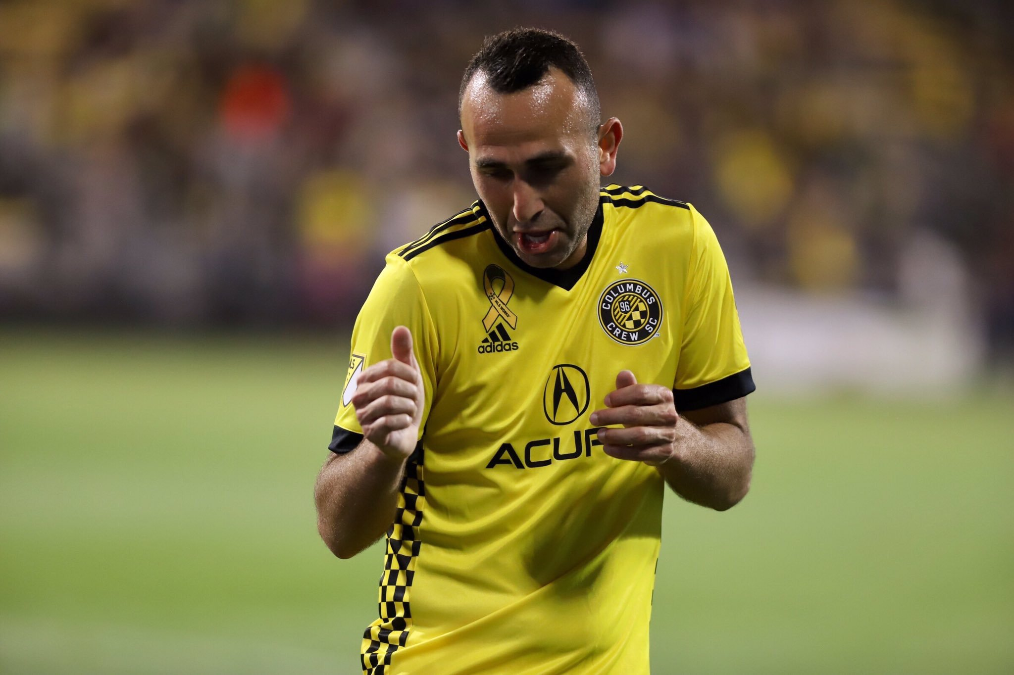 Looking back at Justin Meram's historic season