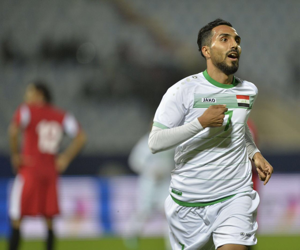 Iraq reach the semi-finals of the Gulf Cup