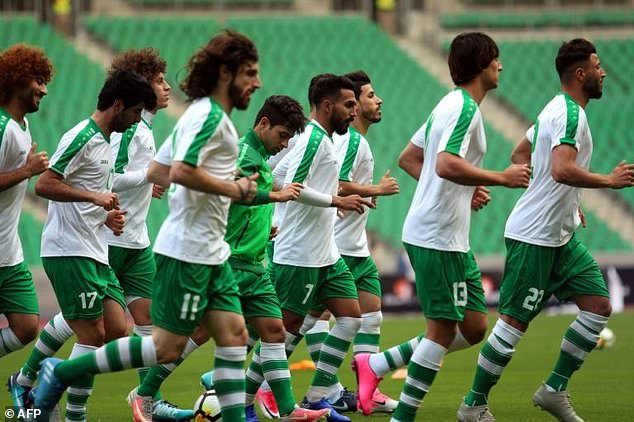 New faces included as Iraq announce squad to face Palestine
