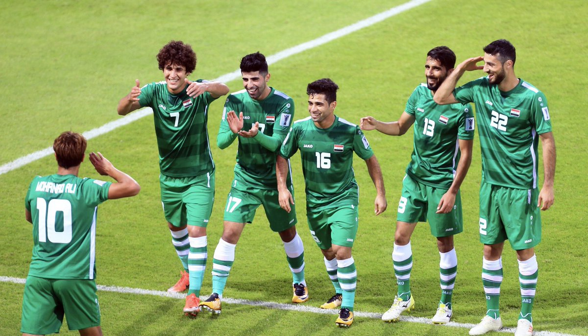 Iraq beat Yemen to secure place in Asian Cup last 16