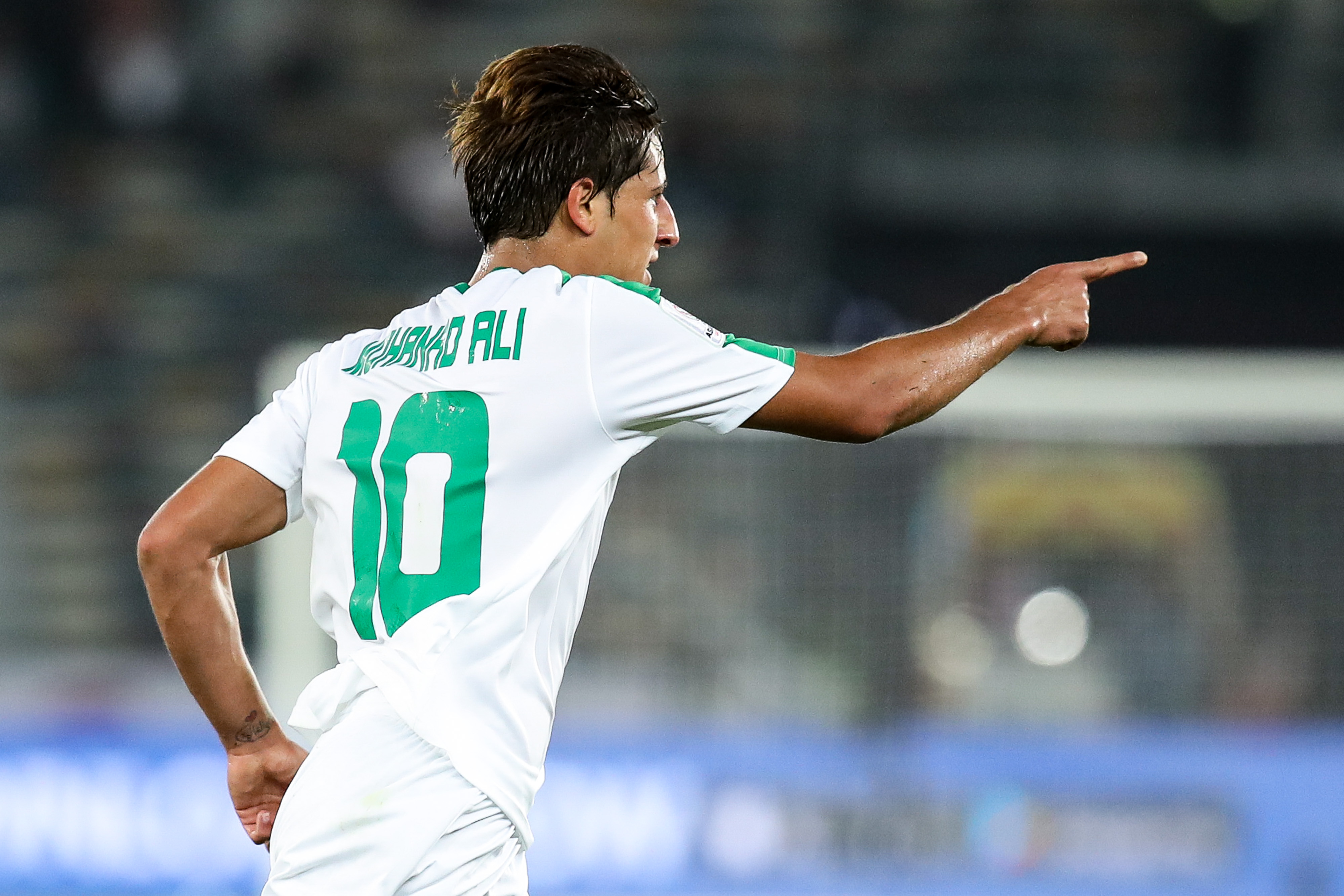 Al-Shorta statement: Mohanad Ali going nowhere despite Juventus offer