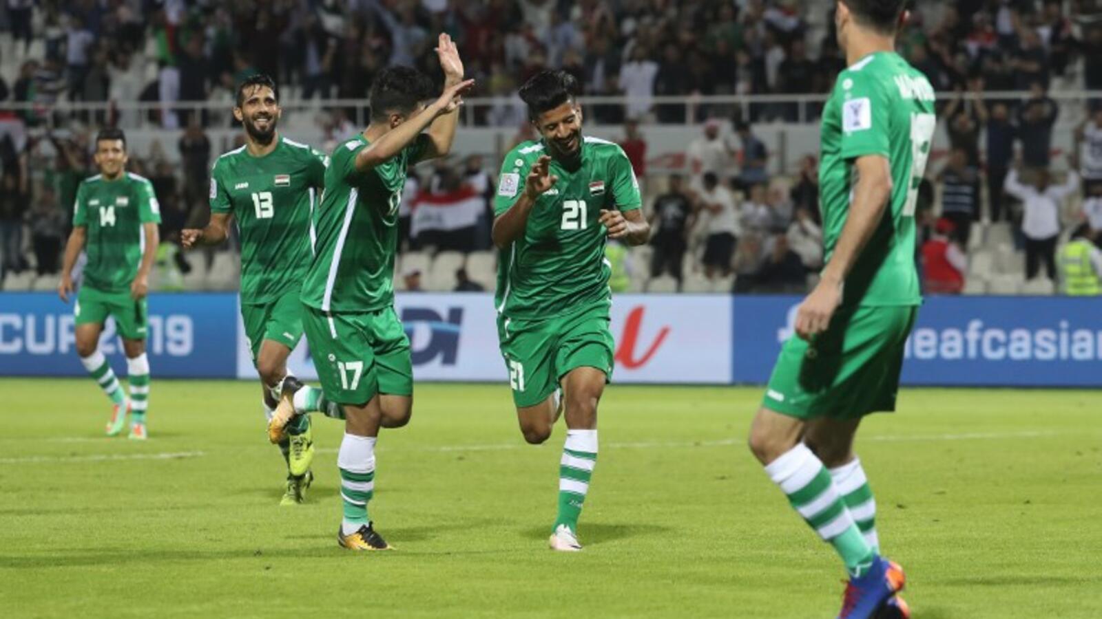 Iraq confirm final 23-man squad for WAFF Championship