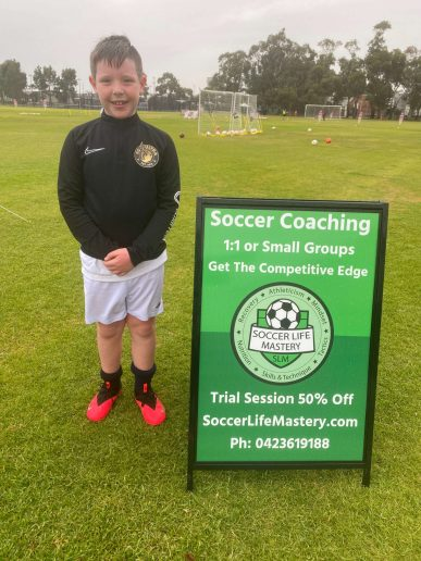 Soccer Life Mastery Academy Player 2