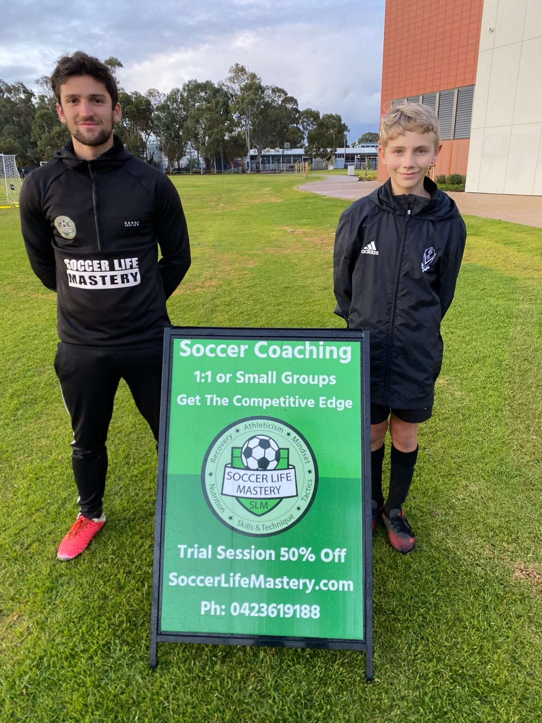 Soccer Life Mastery Academy Player 5