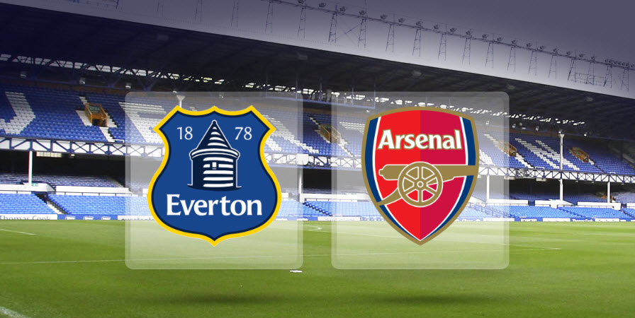 Image result for everton v arsenal