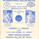 St Louis Soccer Hall of Fame Banquet 2014