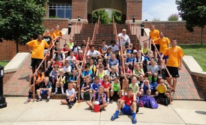 Missouri Youth Soccer offering Lindenwood Summer Camp