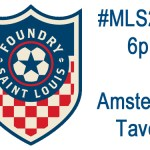 Foundry Saint Louis Targets #MLS2STL