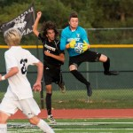 DeSmet Spartans Advance via Austin Blom's OT Goal