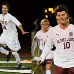 Three Recognized as NSCAA All-Midwest Soccer