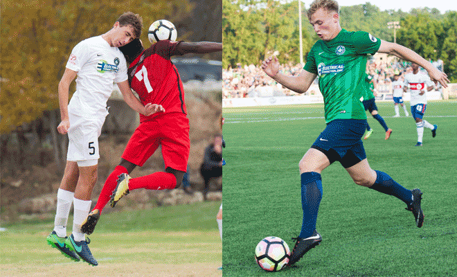 Jack Maher and Aedan Stanley Named Youth All-Americans