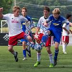 Missouri Rush U13 Boys win via PKs vs Lou Fusz Caleca at Missouri State Cup in Quarterfinals