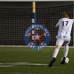 Jack Stoll hat-trick Leads St. Dominic to Win