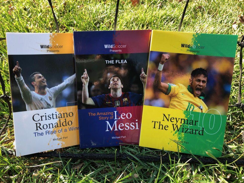 ronaldoMessiNeymarBooks