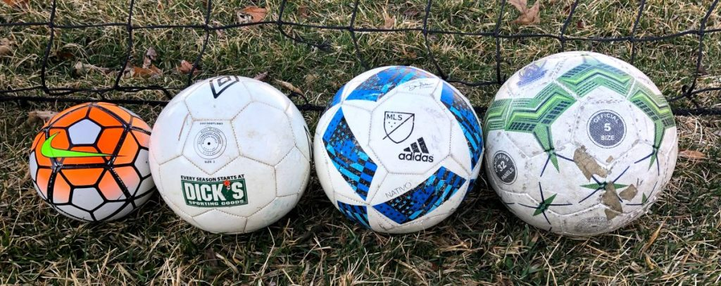 8eebad4cf One of the questions we get a lot is what size soccer ball for U8 or some  other age group? Although US Soccer has recommended soccer ball sizes it  seems ...